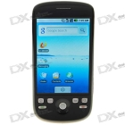 "3.3""  Screen Android 1.5 Pro Quadband PDA GSM Cell Phone w/WiFi + JAVA (Black + Red)"