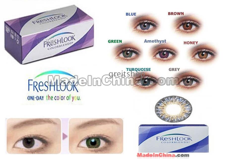 Freshlook Colors Contact Lenses Freshlook Color Contact