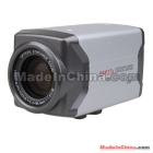 "480TVL 27X Optical Zoom Camera With 1/4""  CCD + IR Infrared Function"