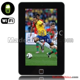 "epad 7"" TFT  Screen 512M VIA WM8650 800MHZ CPU 2G Android 2.2 OS Portable WIFI Tablet (Support GSM Call GSM850/900/1800/1900)"