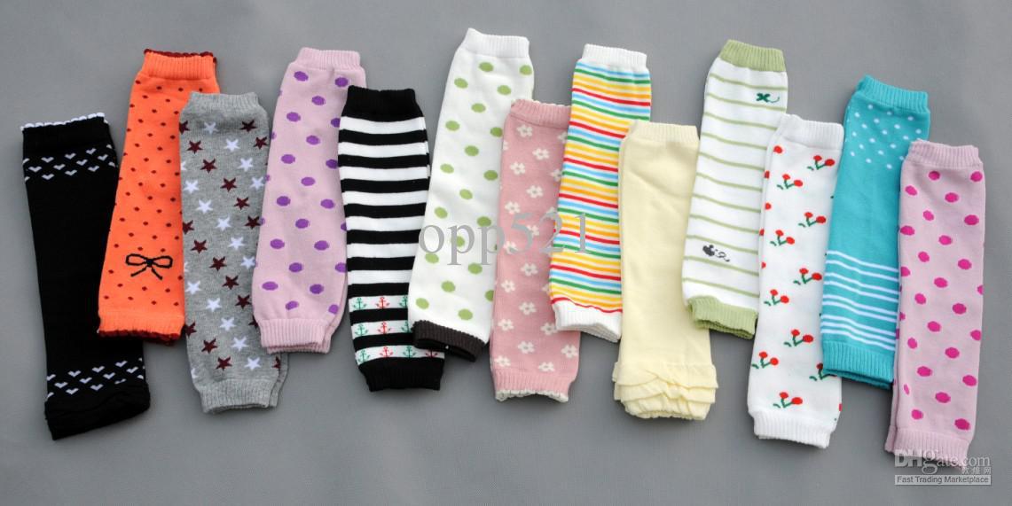 7be90705e Wholesale - 40Pcs Baby leggings leg warmers Toddler legging infant legs  tights leg warmer Baby tight