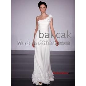 One Shoulder Strap Dresses