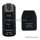 WANSEN RF-602 2 .4GHz Wireless Remote Flash Trigger for  with Laser