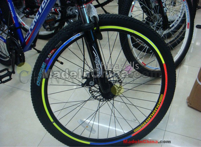 Bike With Car Rims Bike Motorcycle Car Bicycle