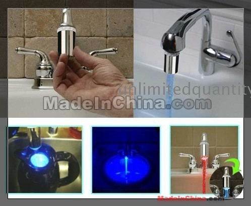 WATER ACTIVATED LED NEON TAP NIGHT LIGHT NITE LITE – Wholesale WATER ...