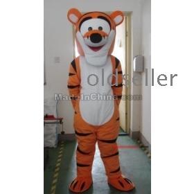 The Tigger Mascot Costume