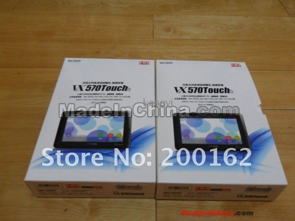 4 3 quot 8GB Onda VX570 Screen MP3 MP4 Digital � Wholesale 4.3 ...