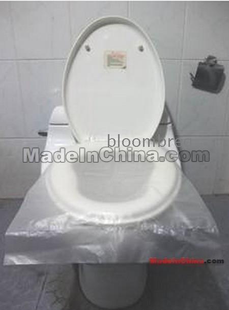 6piece Universal Reusable Disposable Toilet Wc Wholesale
