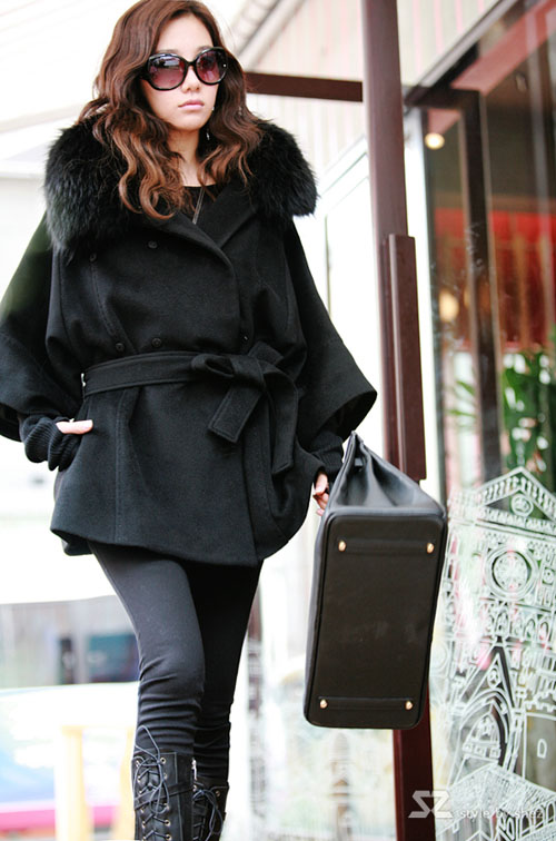 Free Shipping HOT SALE 2011new Style WOMEN Fashion coats Women's coat overcoat outerwear long dresses