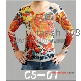 Uni Tattoo T Shirt Clothing Tattoos Clothes Long Sleeve