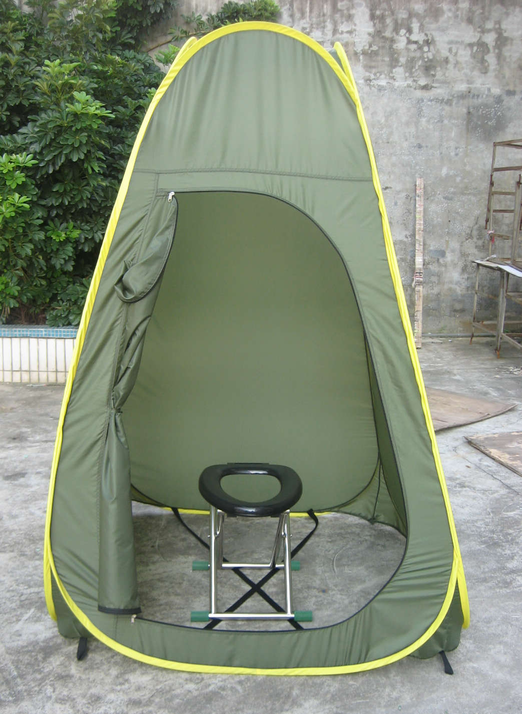 Portable Tent Enclosures : Portable popup privacy toilet tent shower wholesale