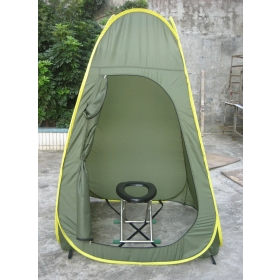 portable popup privacy toilet tent, shower tent , dropship, mix ordr