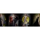 074 Free Wedding Dresses Wedding  Bridesmaid Gown/Prom Ball dress lour & SIZE(Custom-)