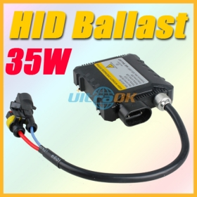 New Slim 35W HID Xenon Ballast Conversion Replacement H1 H3 H7 H8 Free Shipping