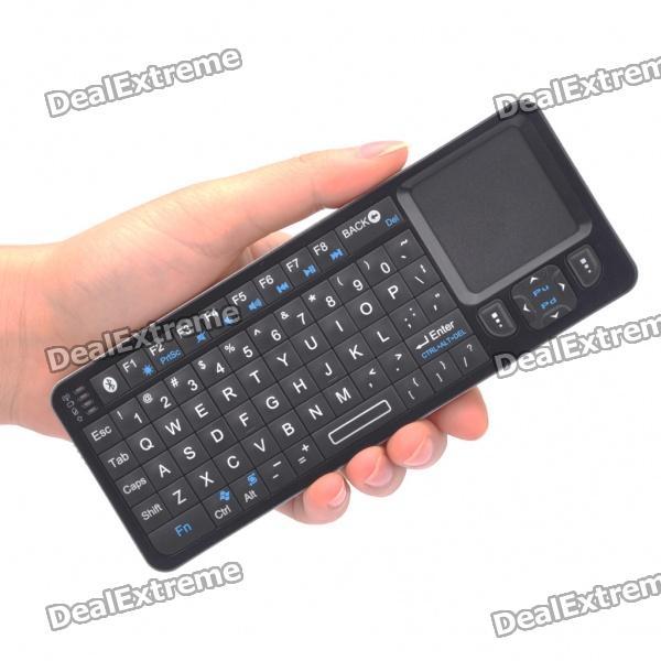 rii mini bluetooth keyboard manual