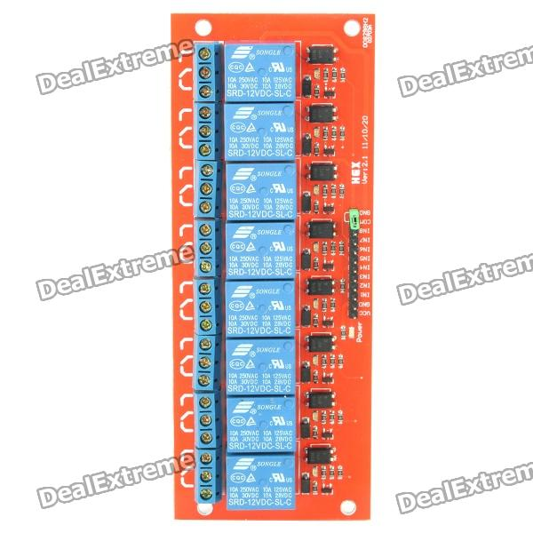 1 Channel 5V Relay Module Borja Home Page