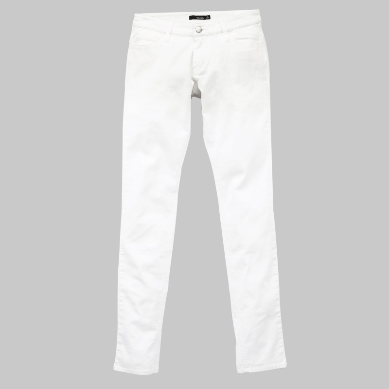 white womens pants - Pi Pants