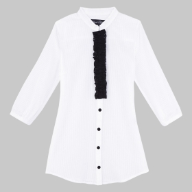 Buy only wholesale vancl button down shirt women 39 s for Where to buy womens button up shirts