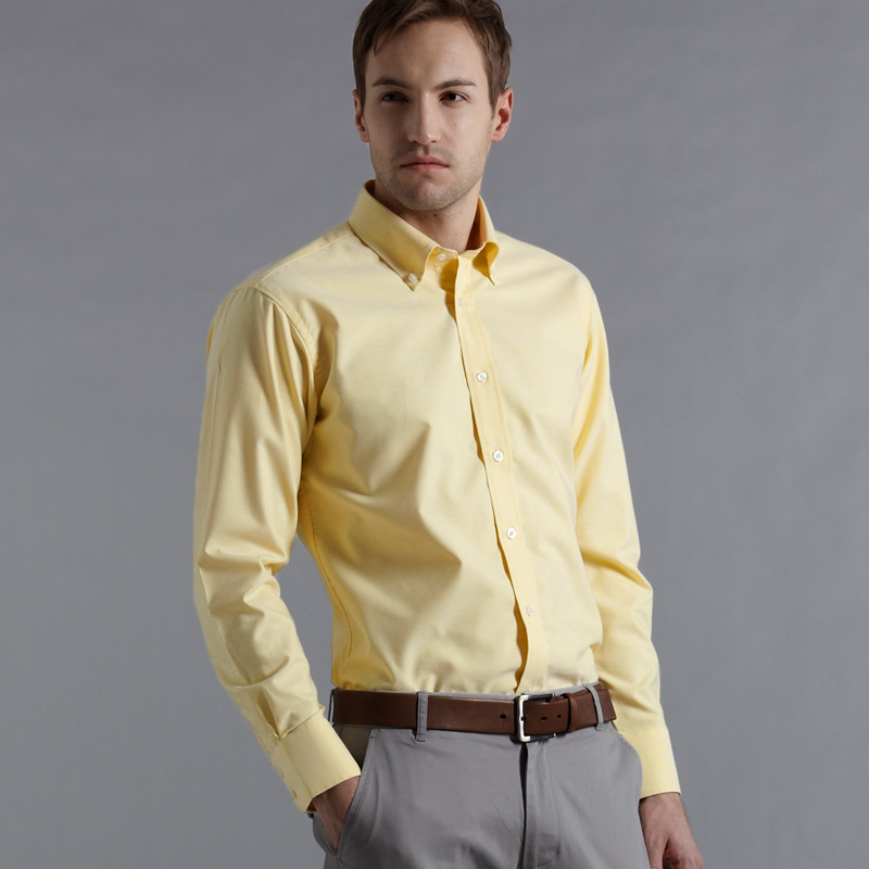 Button Down Oxford Dress Shirts | Is Shirt