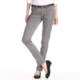 gray pants for women - Pi Pants