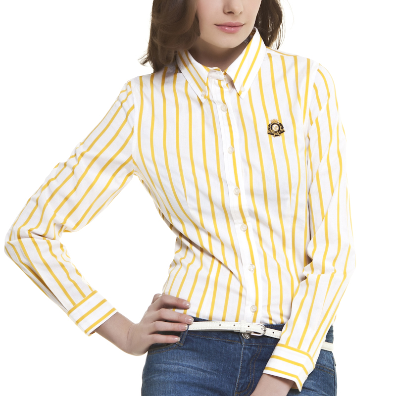 Find yellow button down shirt women at ShopStyle. Shop the latest collection of yellow button down shirt women from the most popular stores - all in.