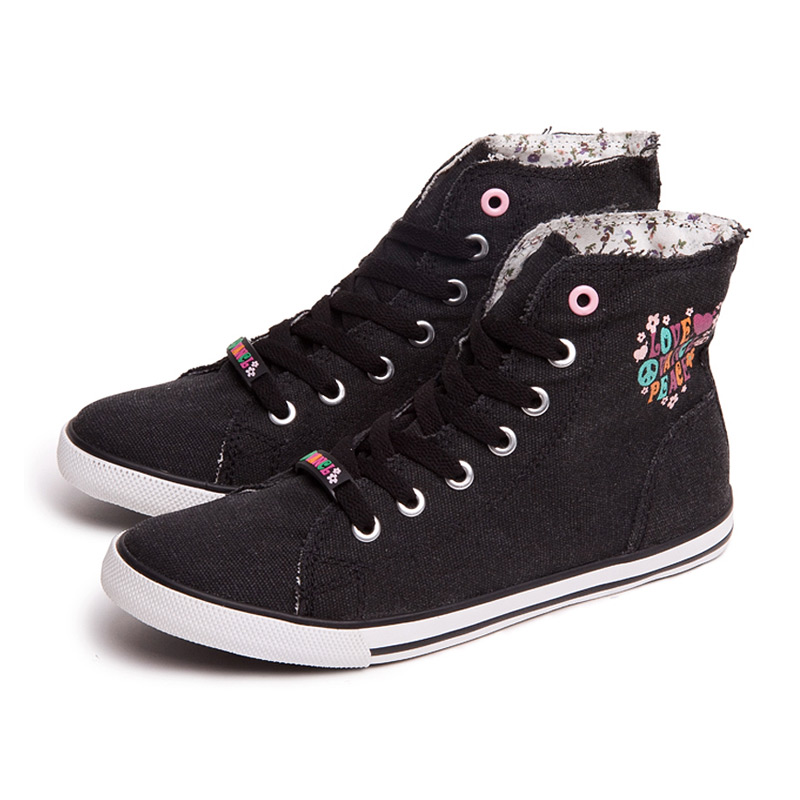 top canvas shoes s black sku 34823 material outer lining insole canvas