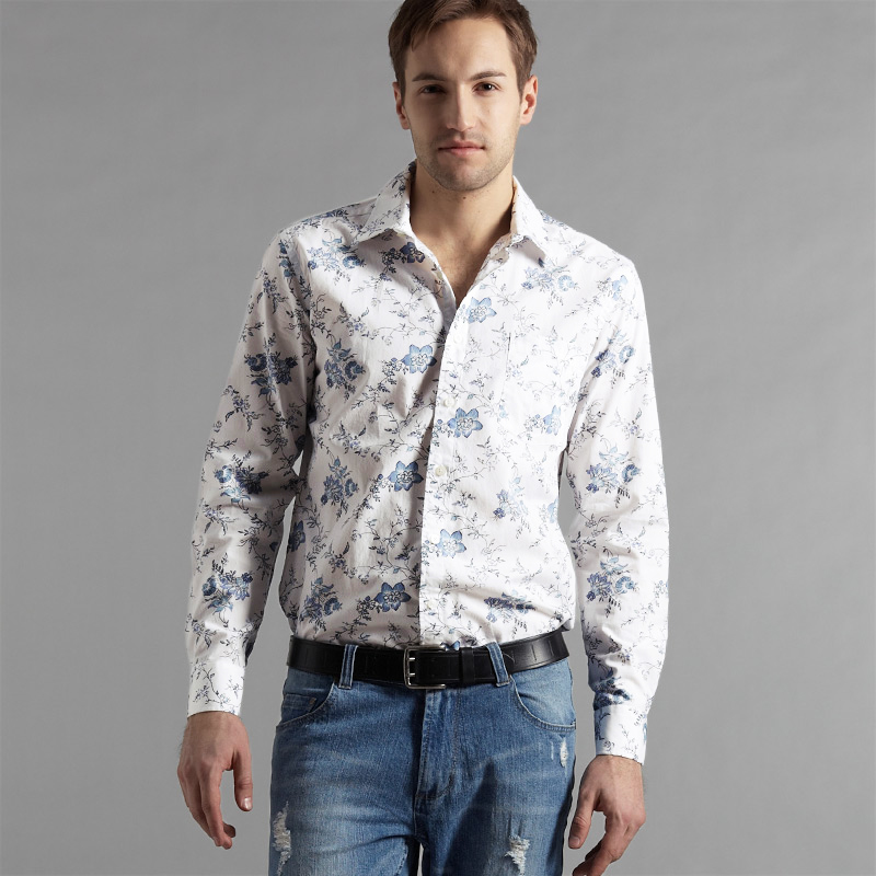 Patterned Long Sleeve Shirts | Is Shirt