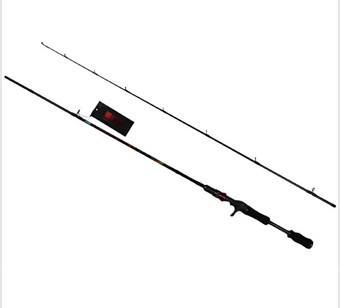 Normandy fire scorpion fishing rod casting pole 1 for Fire fishing pole