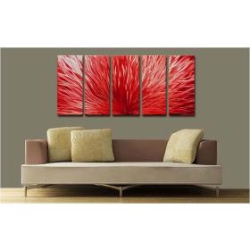 Buy Metal Art Abstract Art Modern Art 100 Hand Made Home Decor