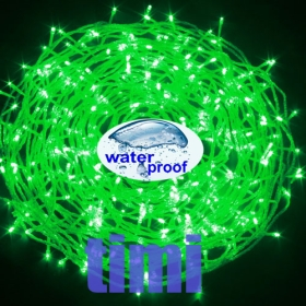 Waterproof Christmas Lights - Christmas Lights Card and Decore