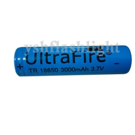 free shipping 10pcs*Ultrafire Rechargeable 18650 Battery