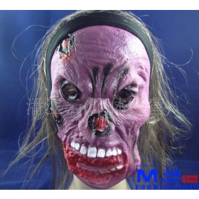 FREE SHIPPING WHOLESALE latex mask,rubber mask,halloween mask ,horrible masks,100pcs/lot (mixed styles) CHEAPEST PRICE