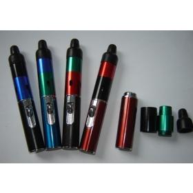 1 pcs Click N Vape all In One Vaporizer W/Wind Proof  Lighter Snake Vapes Free Shippin China Post  Color randomly