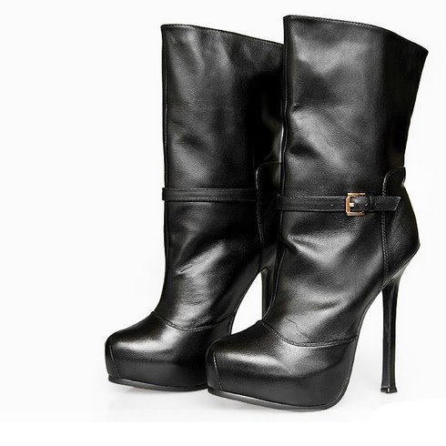 fashion genuine leather women boots,high heel shoes for women.winter warm shoes,ankle boots for women