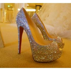 9506f73e40674 Buy New Arrrival Red Bottoms shoes Women Designer Dress Shoes Hot .