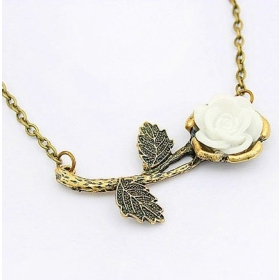 Wholesale Jewelry Free Shipping Fashion Jewelry Korean Style Beautiful Necklace Fashion