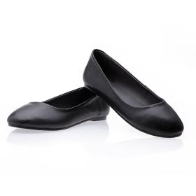Comfortable black dress shoes for women : Dresses