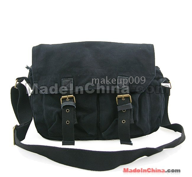 Mens Cotton Shoulder Bag 23