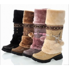 Cute Snow Boots - Cr Boot