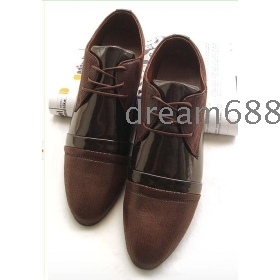 Promotion price !!!  b8 free  shipping New han edition men's shoes pointed leather shoes with business man of leisure shoes