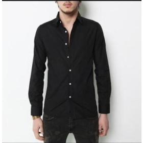 hot sale!!!free shipping brand new men's Long sleeve shirt long-sleeved T-shirt size M L XL