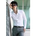 hot sale!!!free shipping brand new men's Long sleeve shirt long-sleeved T-shirt size M L XL Z1