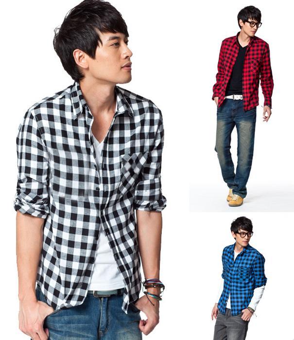 hot sale!!!free shipping brand new men's Long sleeve shirt long-sleeved T-shirt size M L XL XXL ---8