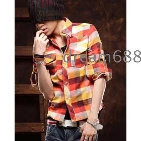hot sale!!! brand new men's Long sleeve shirt long-sleeved T-shirt size M L XL Y7