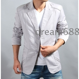 Promotion price !!!  A2  free shipping Men's fashion leisure suit suit