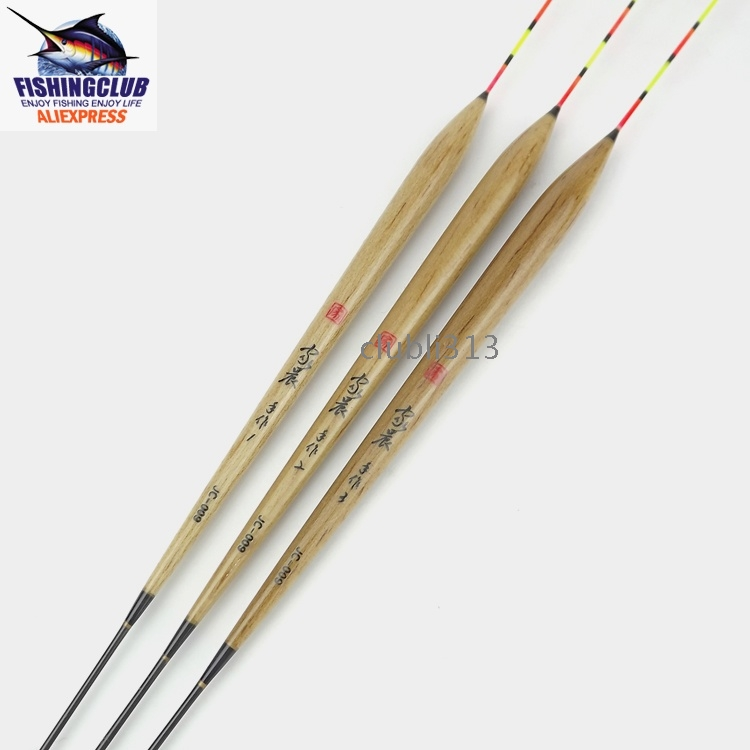 3pcs fishing floats fishing rod pole float fishing for Fishing bobbers bulk