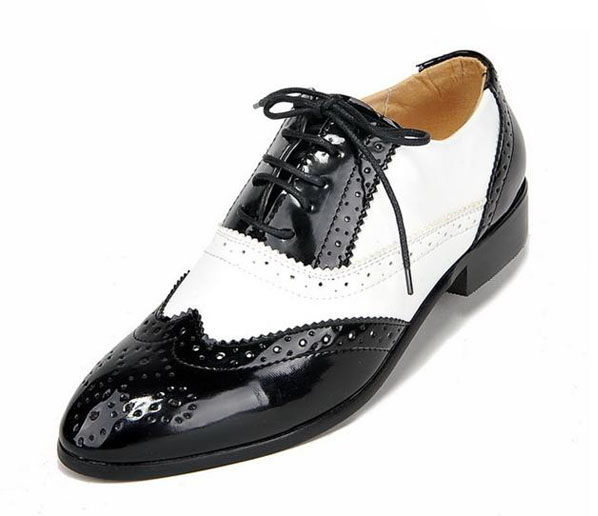 Find great deals on eBay for mens black and white dress shoes. Shop with confidence.