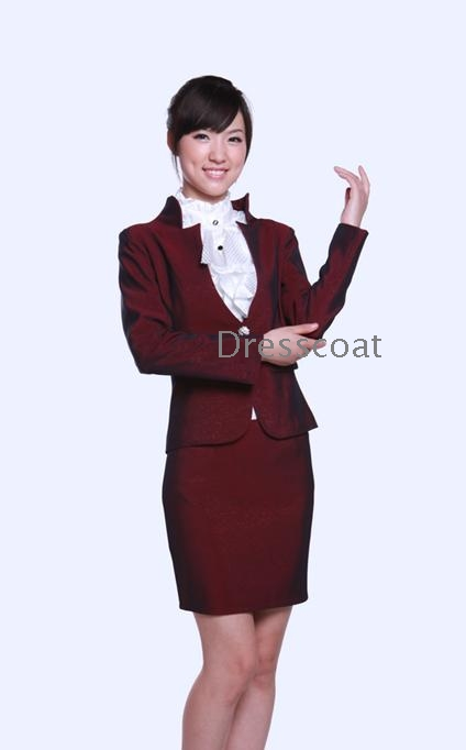 Hotel Receptionist Clothes