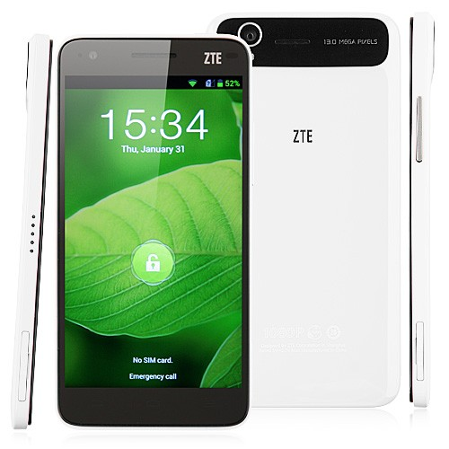 had zte grand x 4 screen size doubting the
