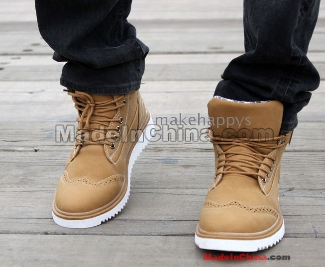 Warmest Winter Boots For Men | Santa Barbara Institute for ...